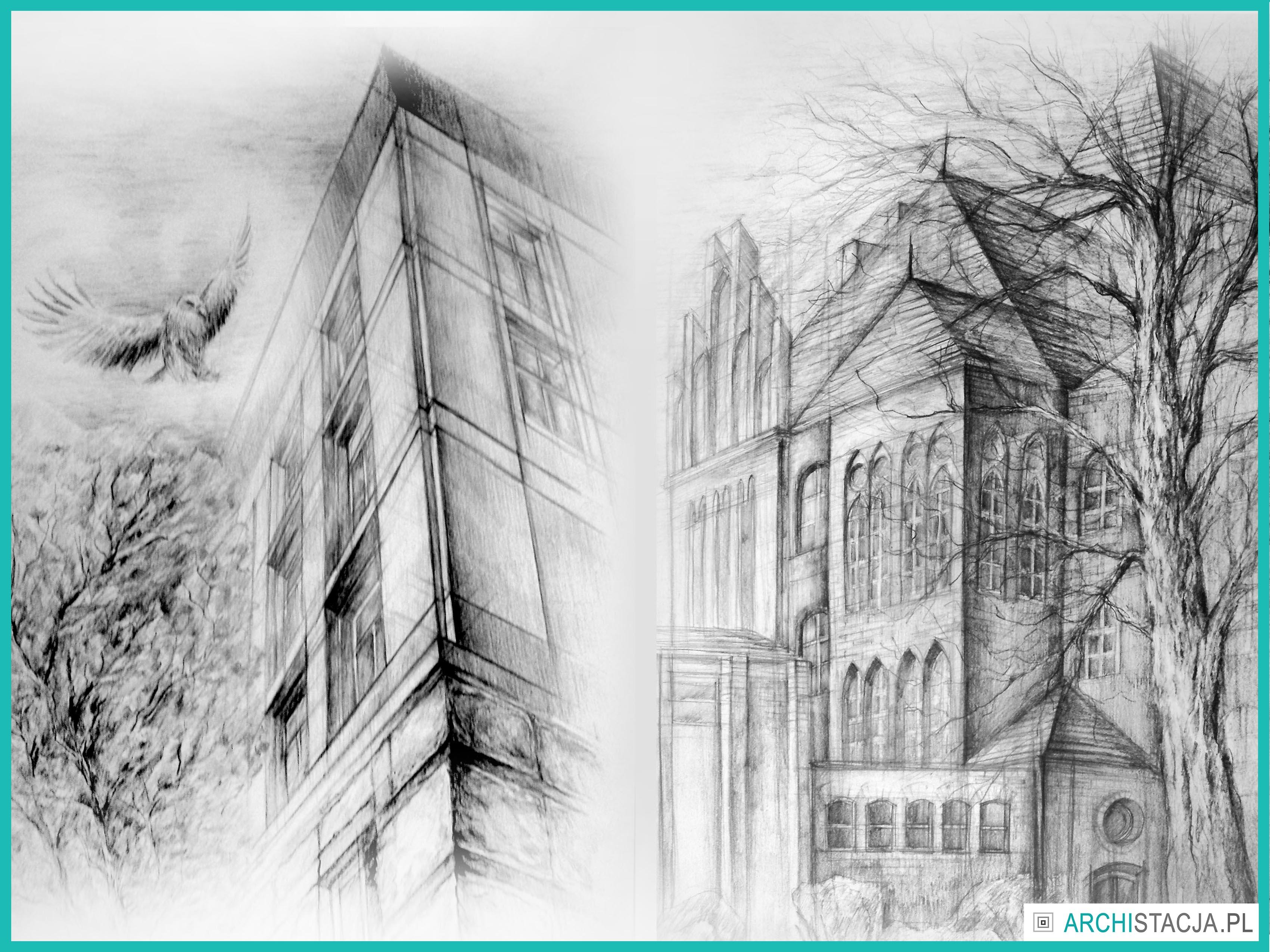 STACJA ARTYSTYCZNA – architektonicznie