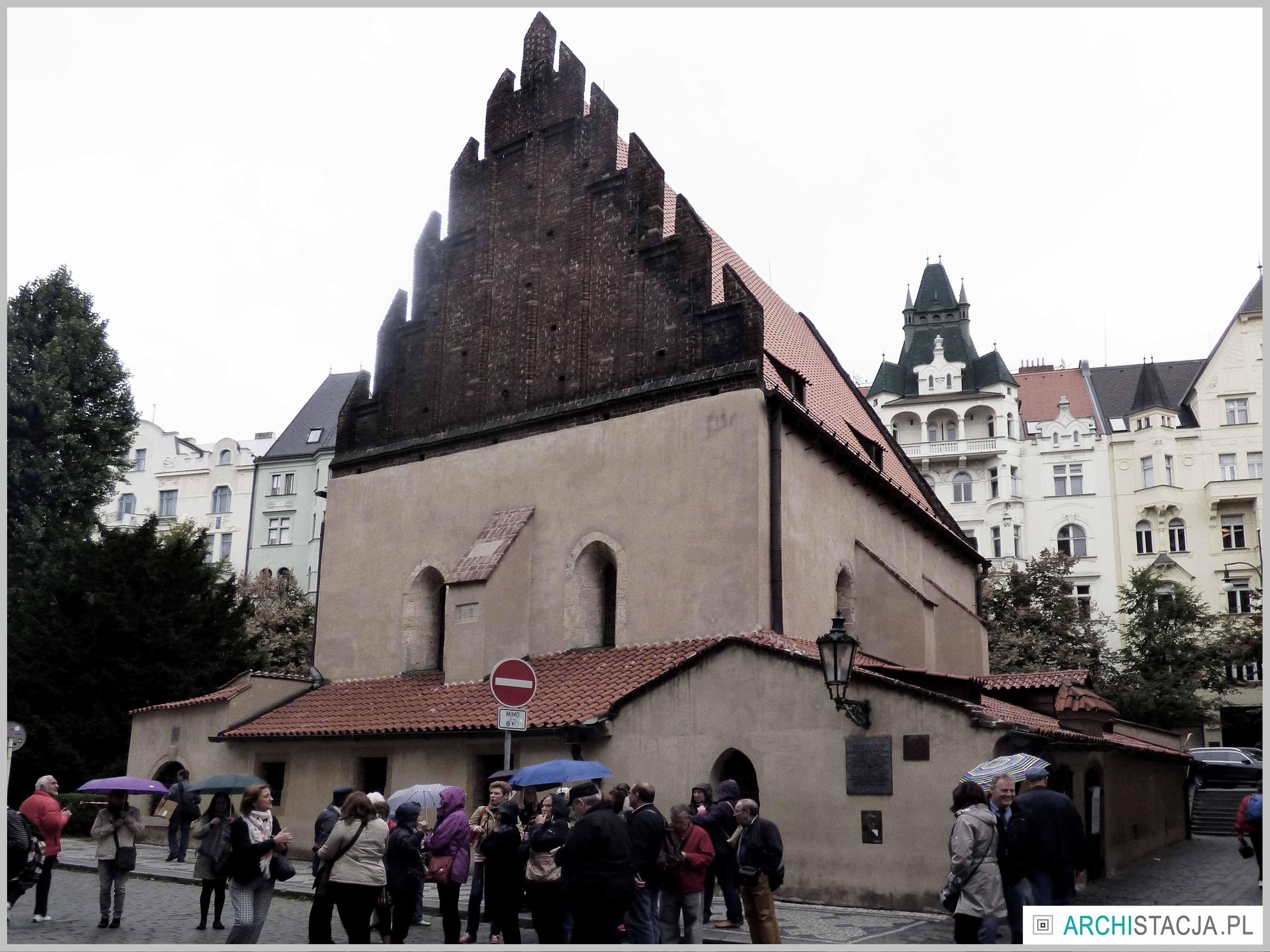 Staronova Synagoga