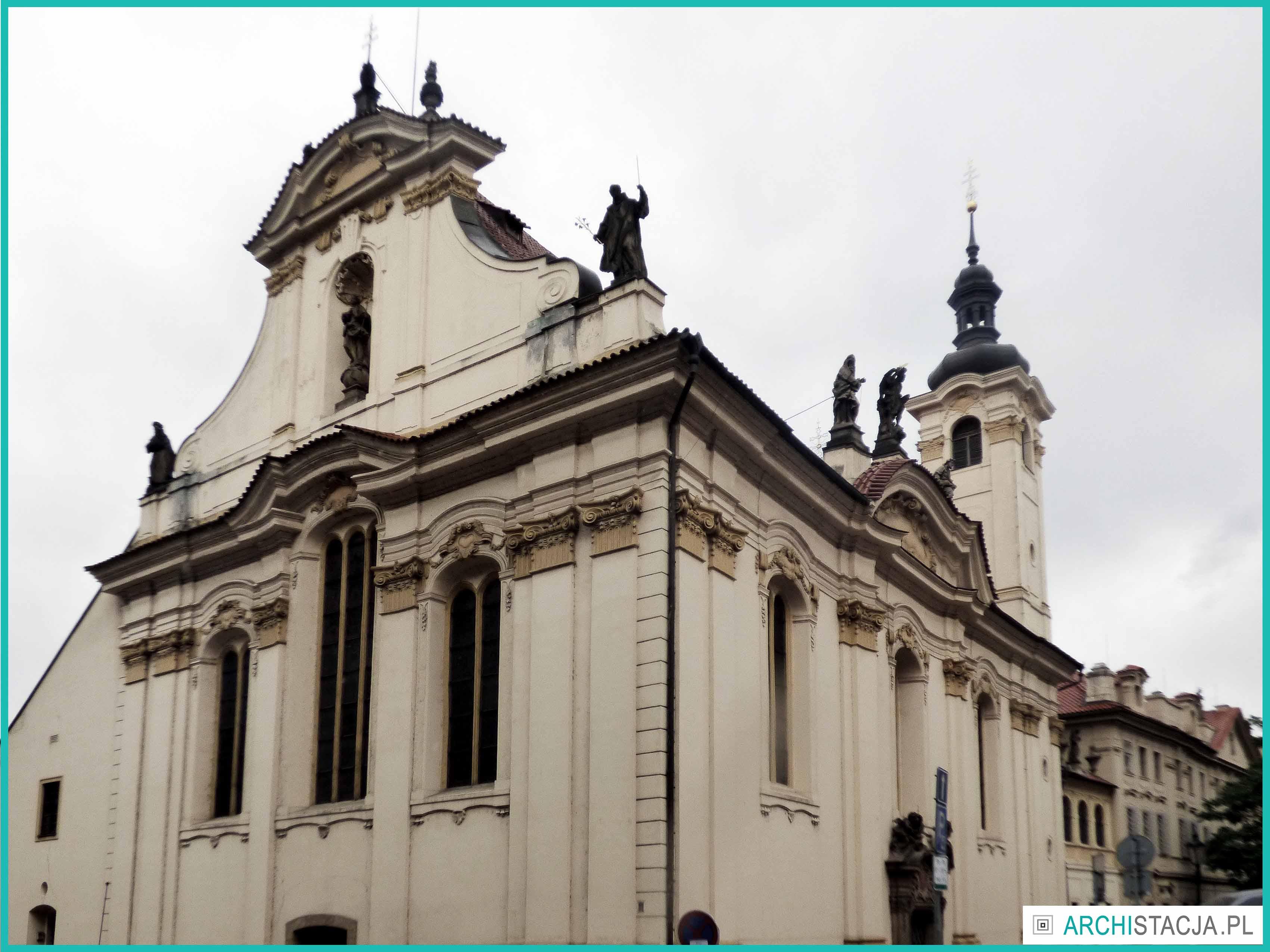 kościół św Szymna i Judy