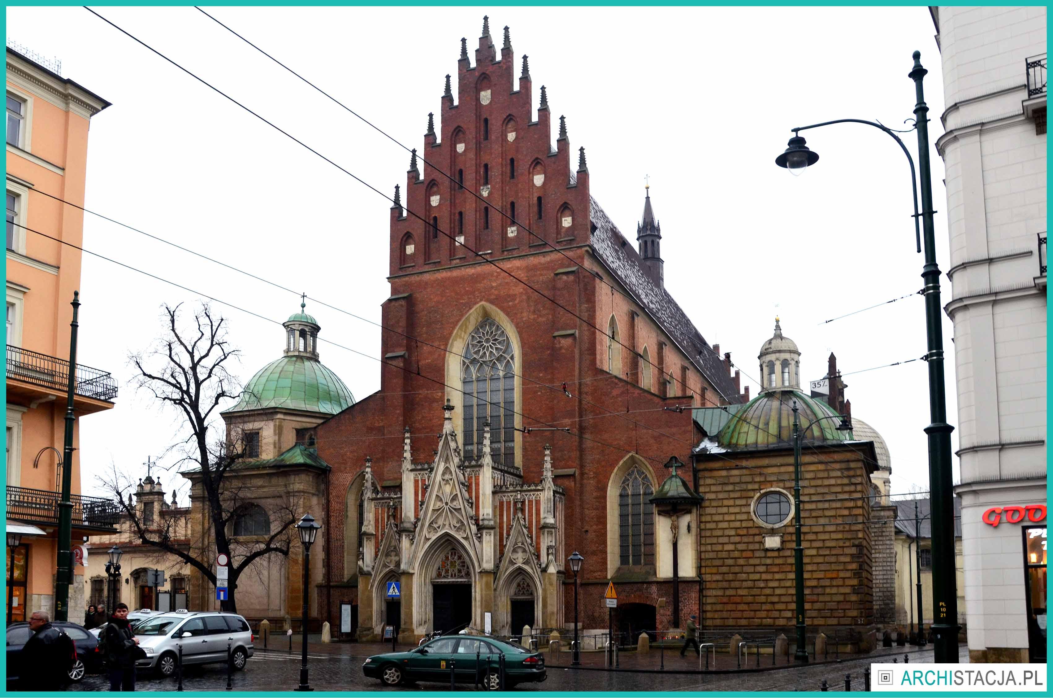 kościół św Trójcy