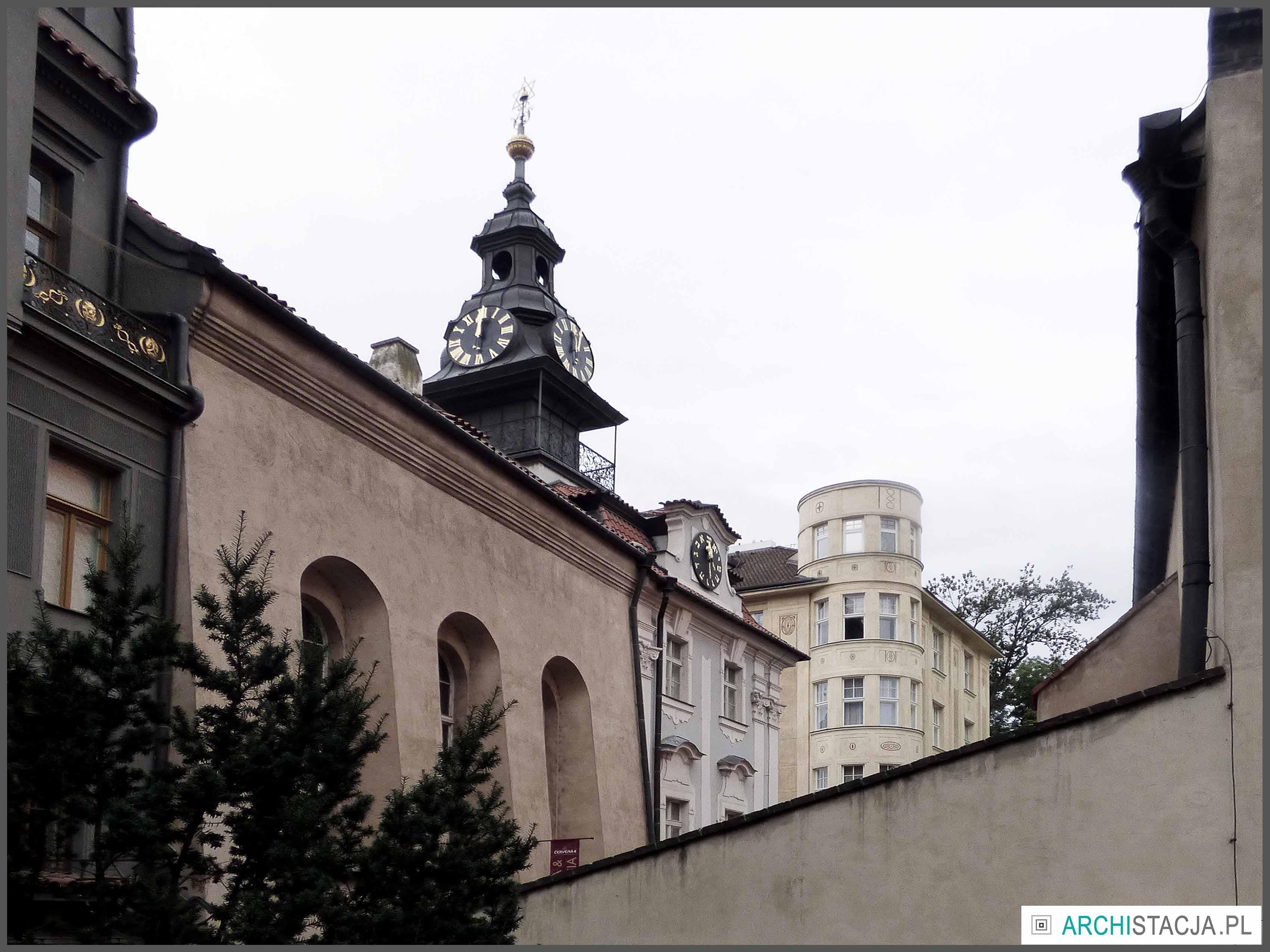 wysoka synagoga