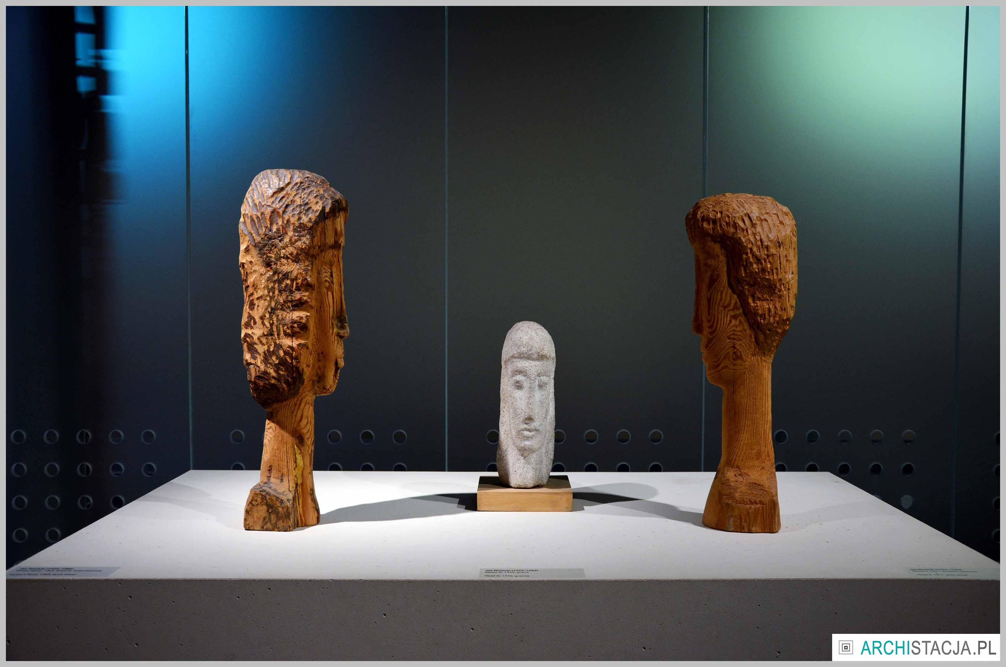 rzeźby_Muzeum_Śląskie