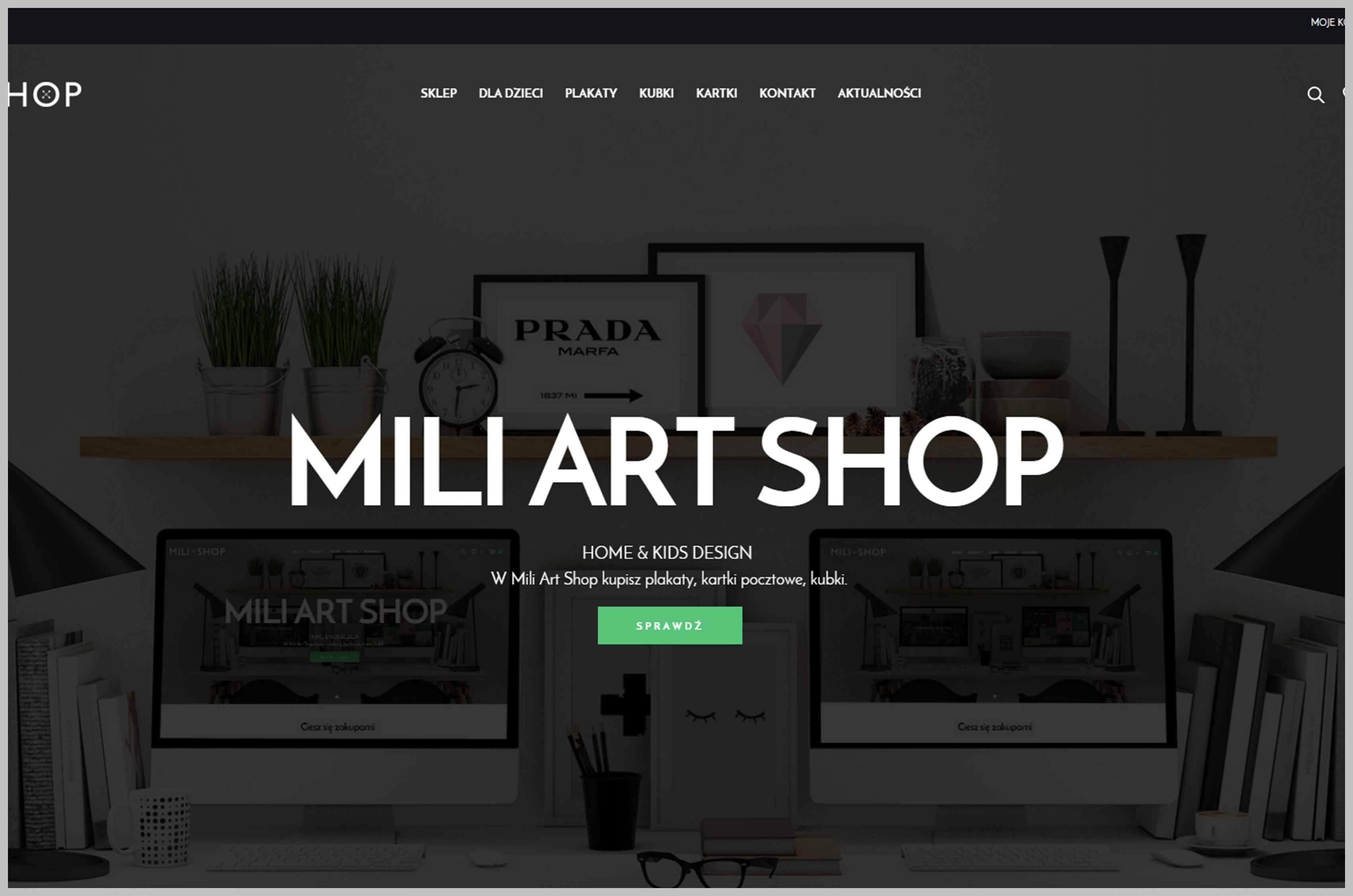 mili art shop
