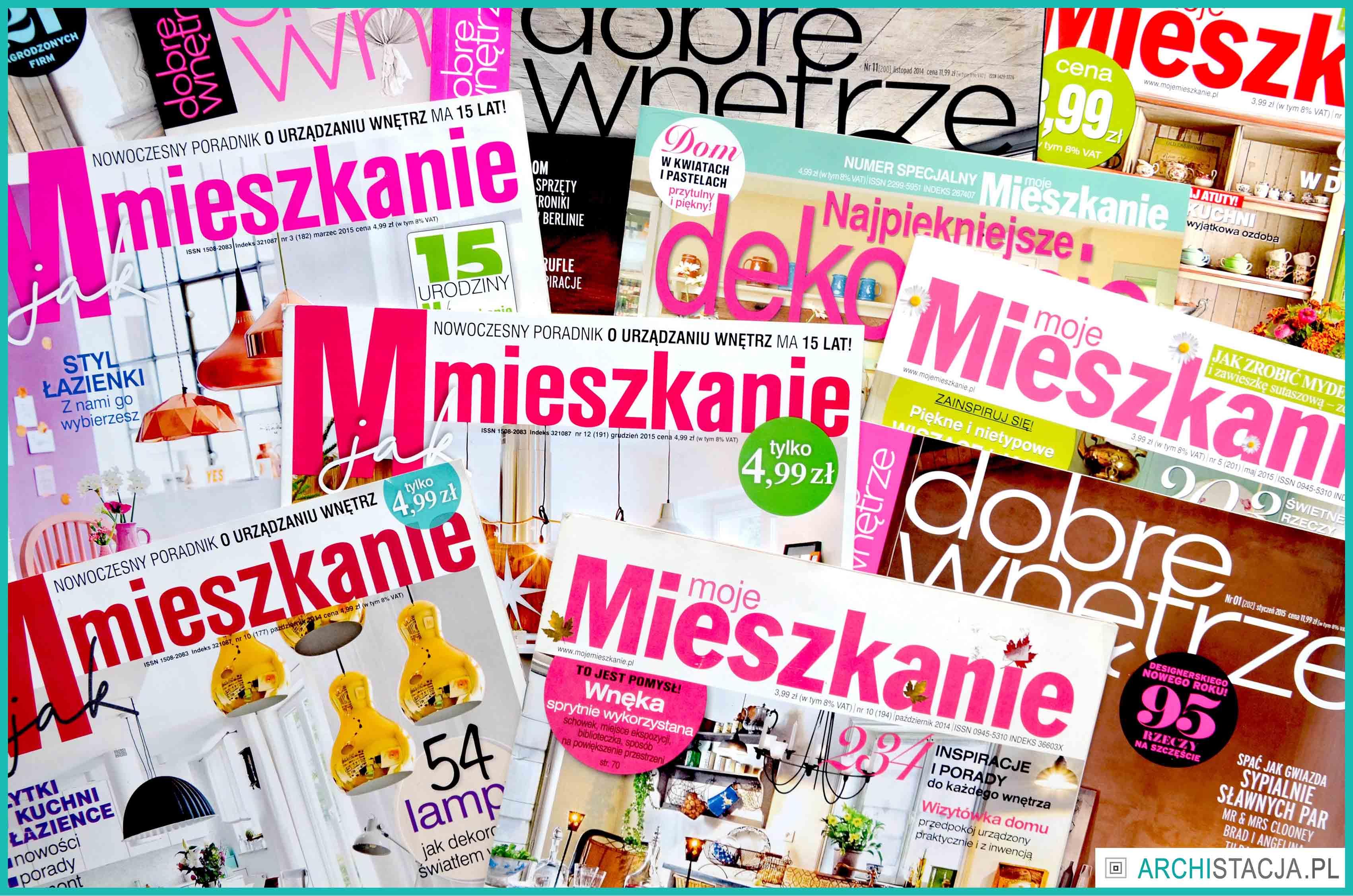 magazyny wnętrzarskie