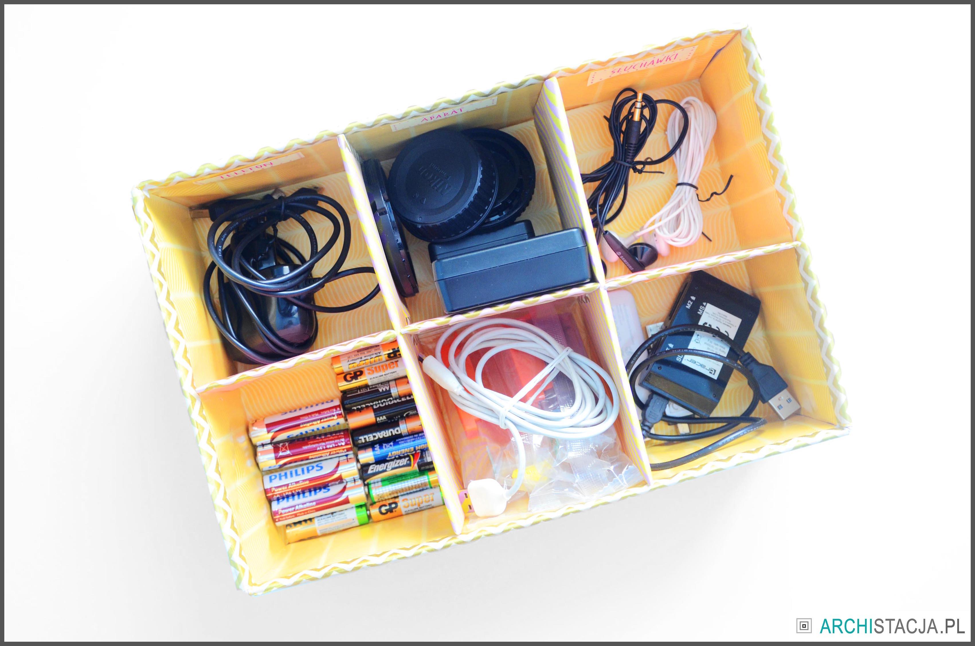 organizer na kable