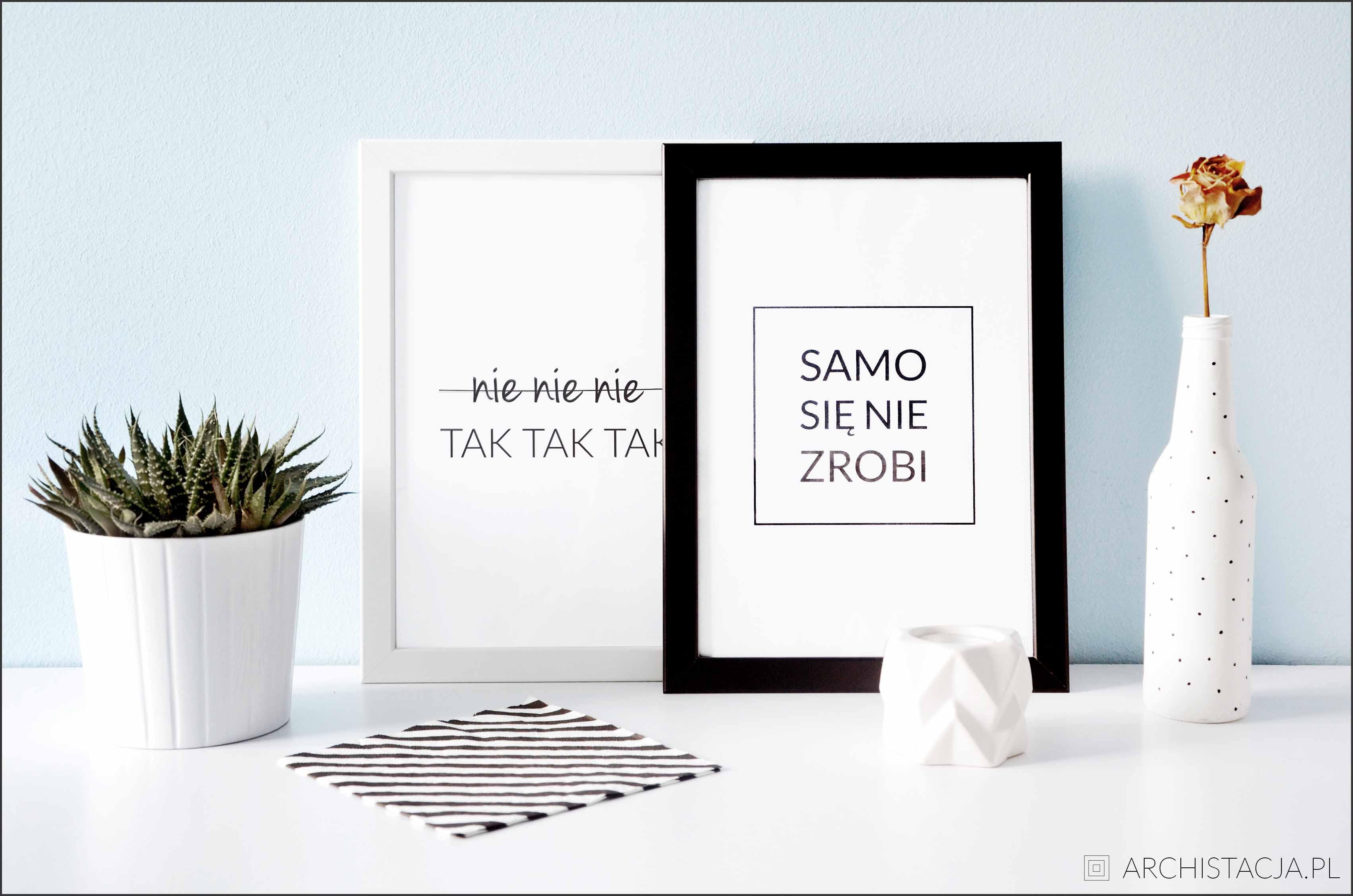 Motywacyjne Plakaty Do Biura Archistacjapl