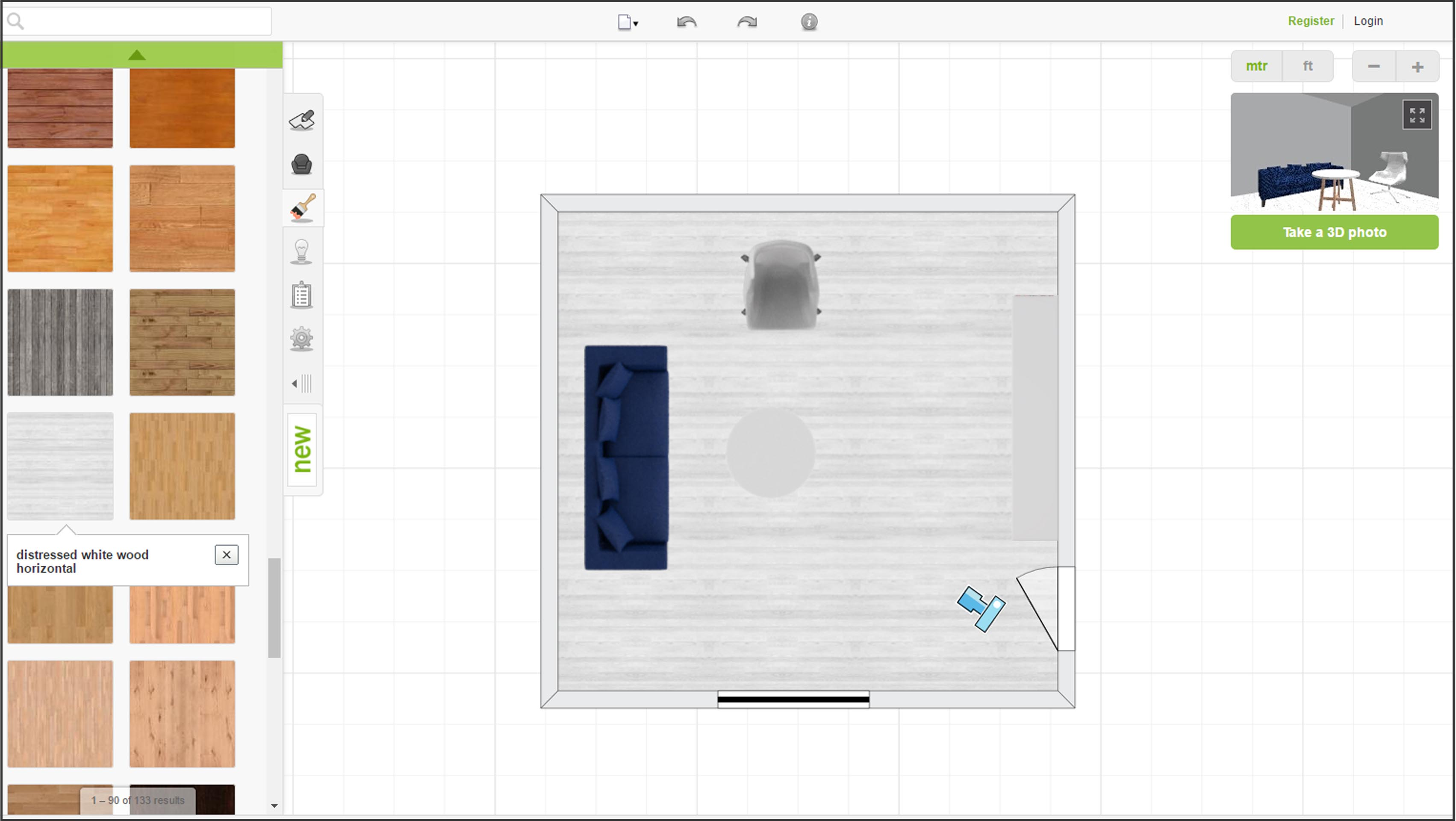 Roomstyler 3d Home Planner Top Or A D Floor Plan With