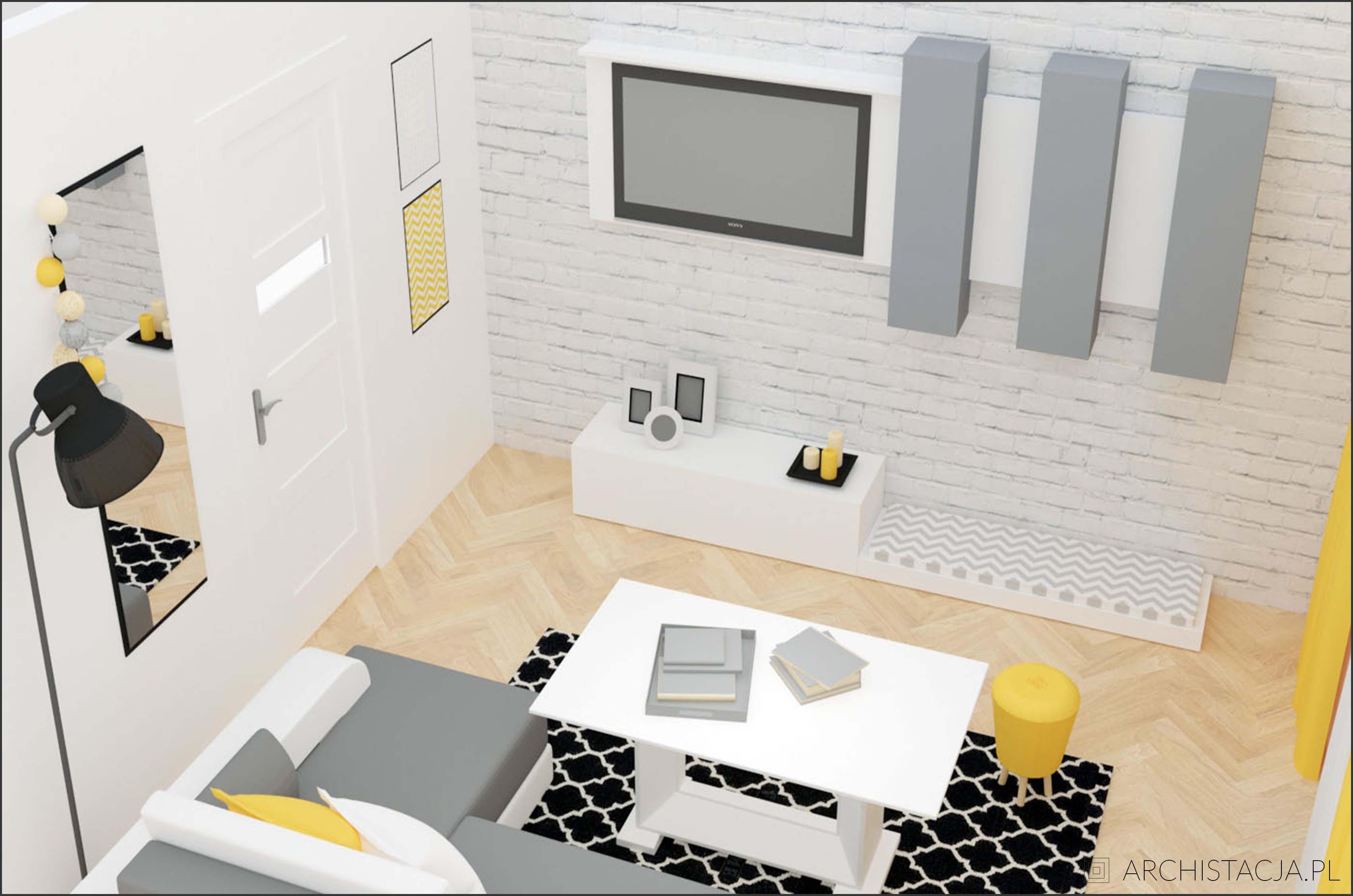 mały salon