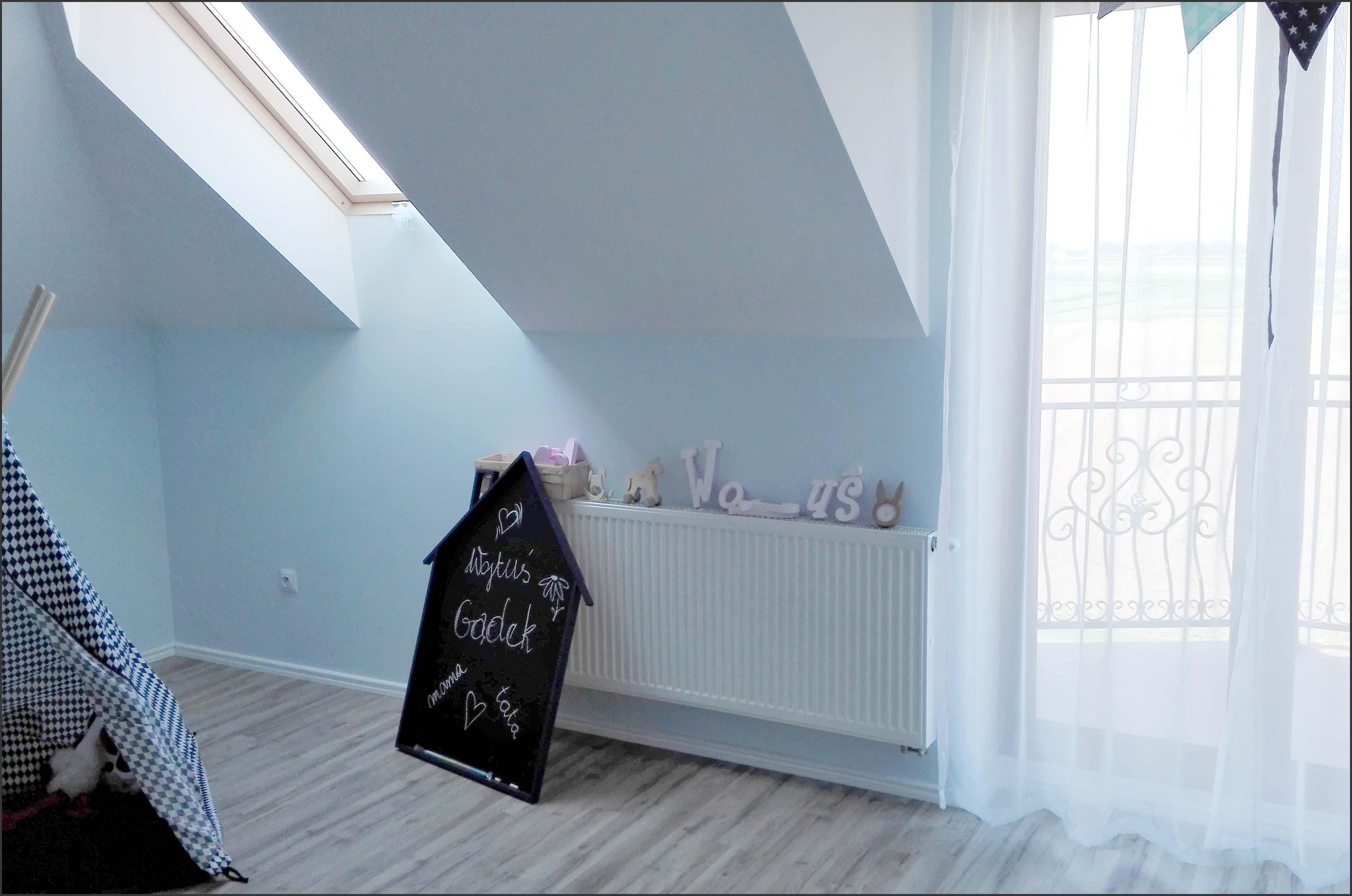 skandynawski pokój chłopca