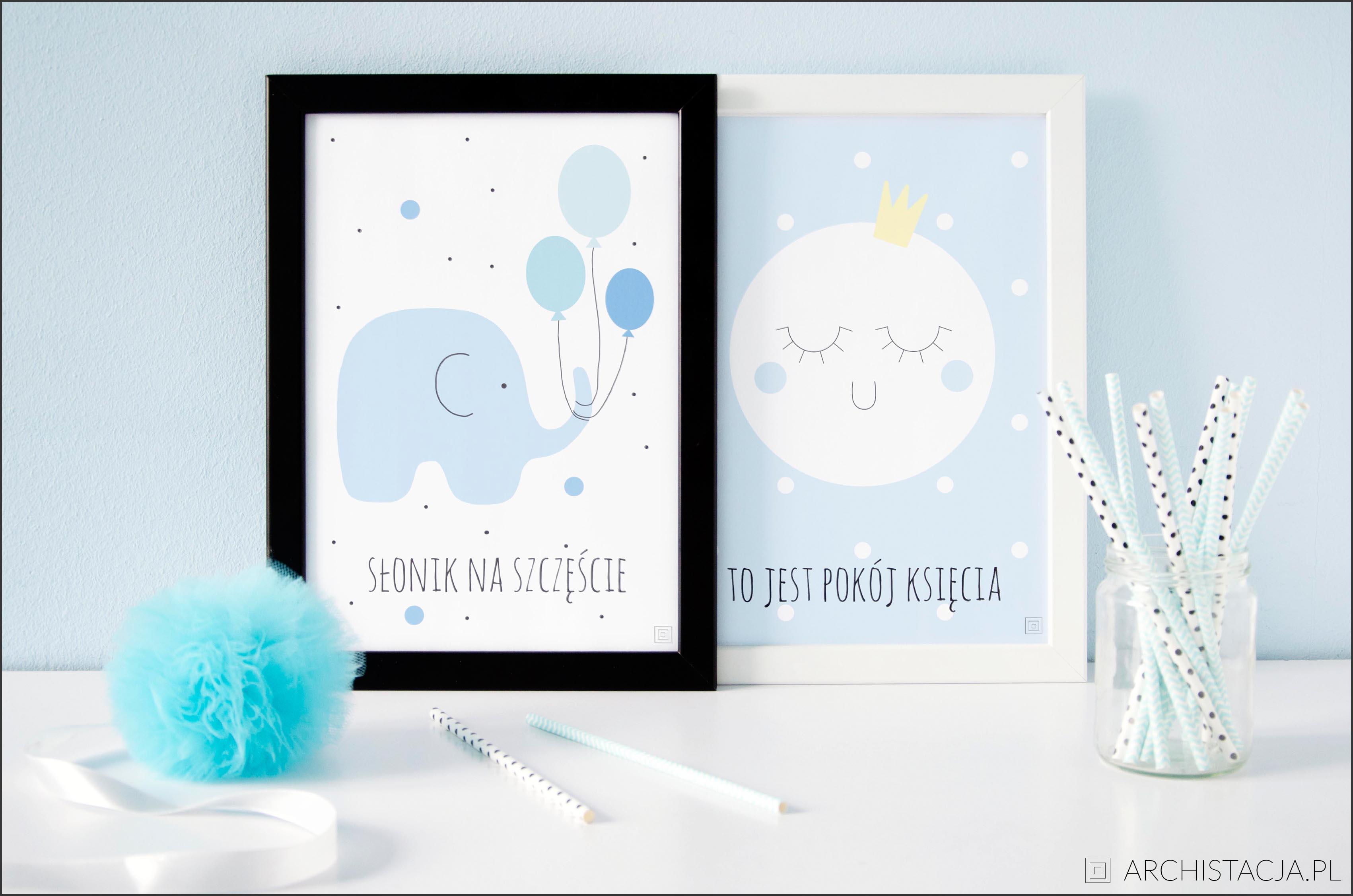 Plakaty Do Pokoju Chłopca Do Druku Archistacjapl