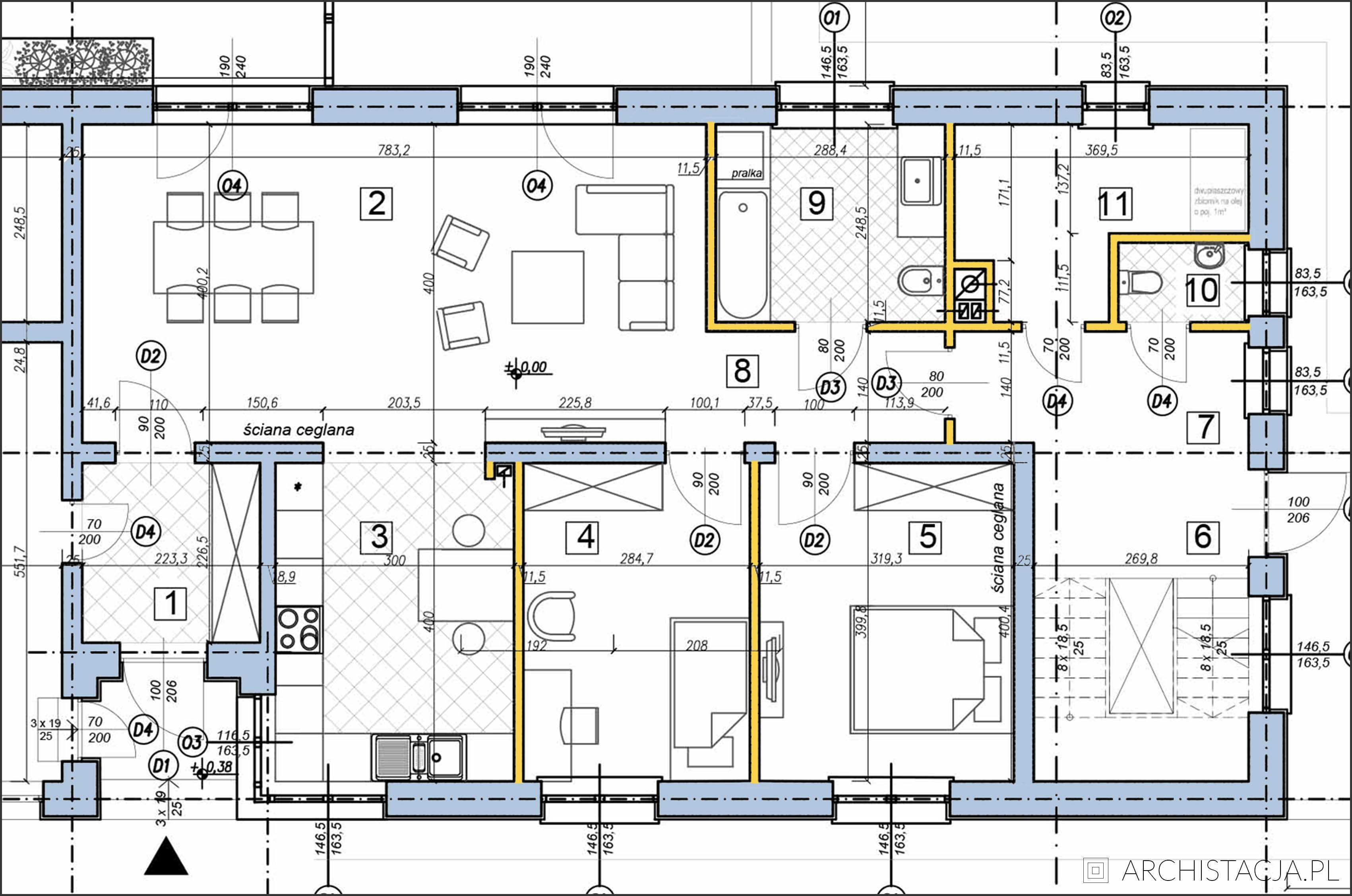 Jak Czytać Rysunki Architektoniczne Archistacjapl