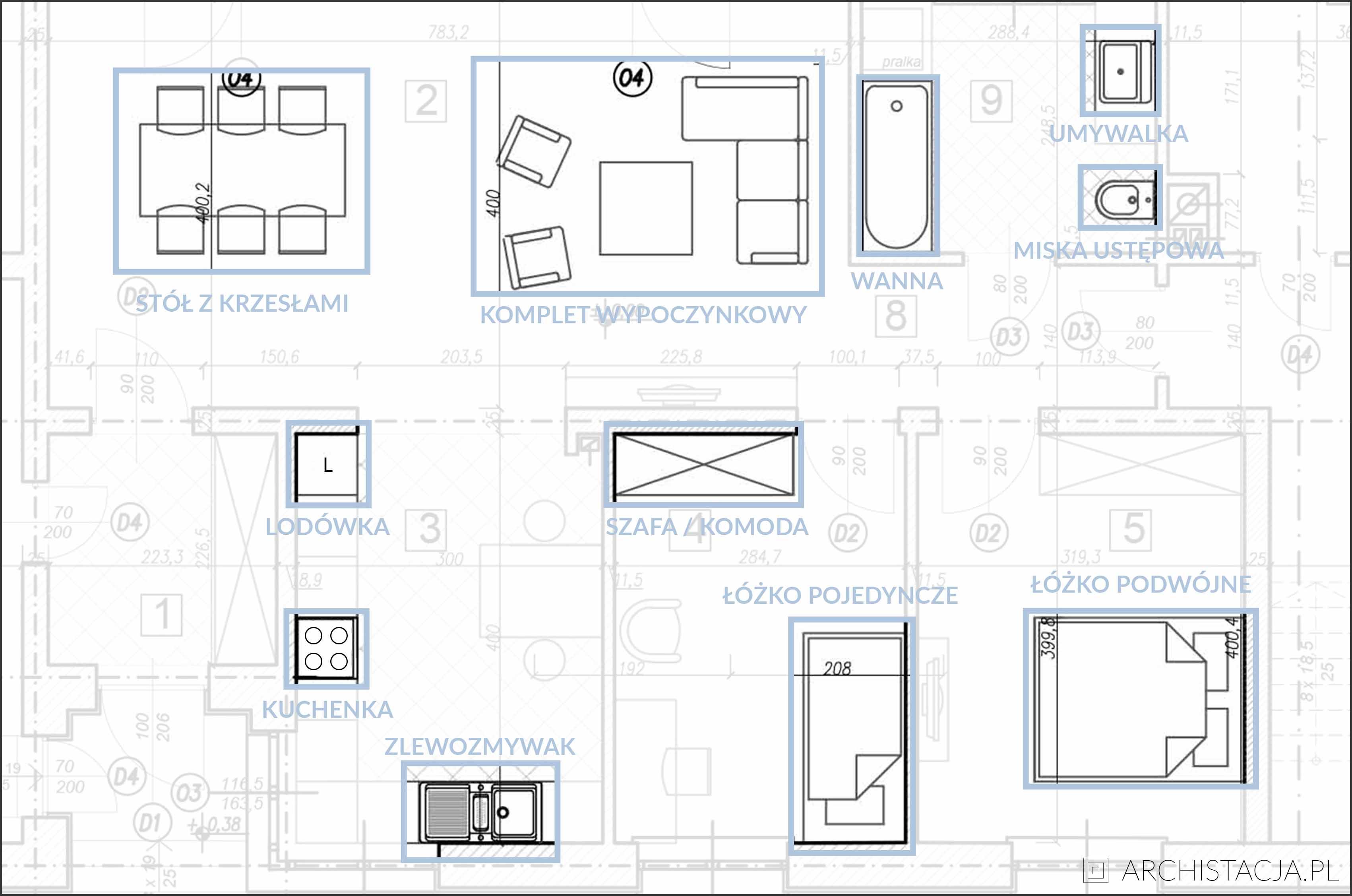 jak czytać rysunki architektoniczne