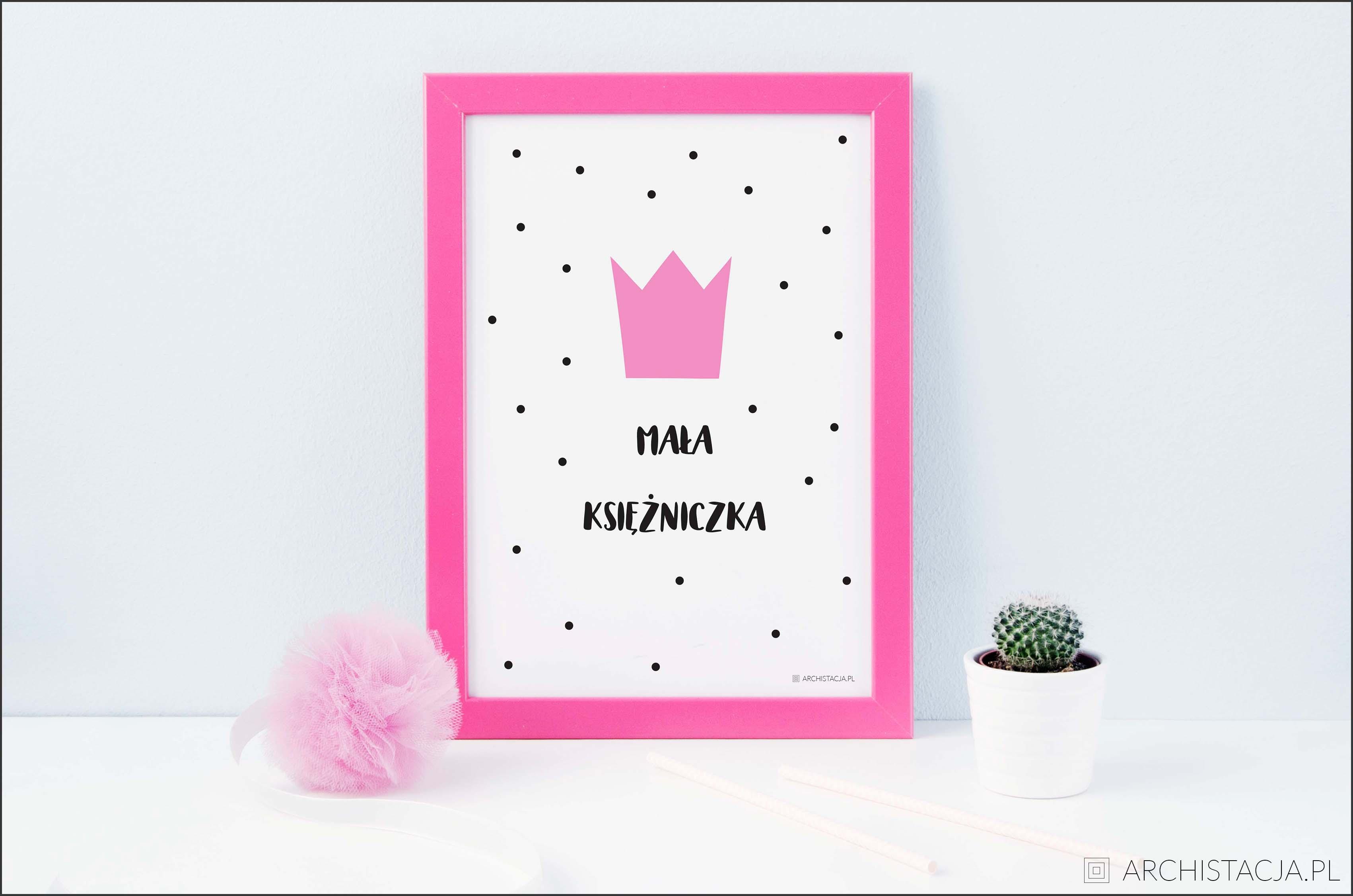 plakaty do pokoju dziewczynki