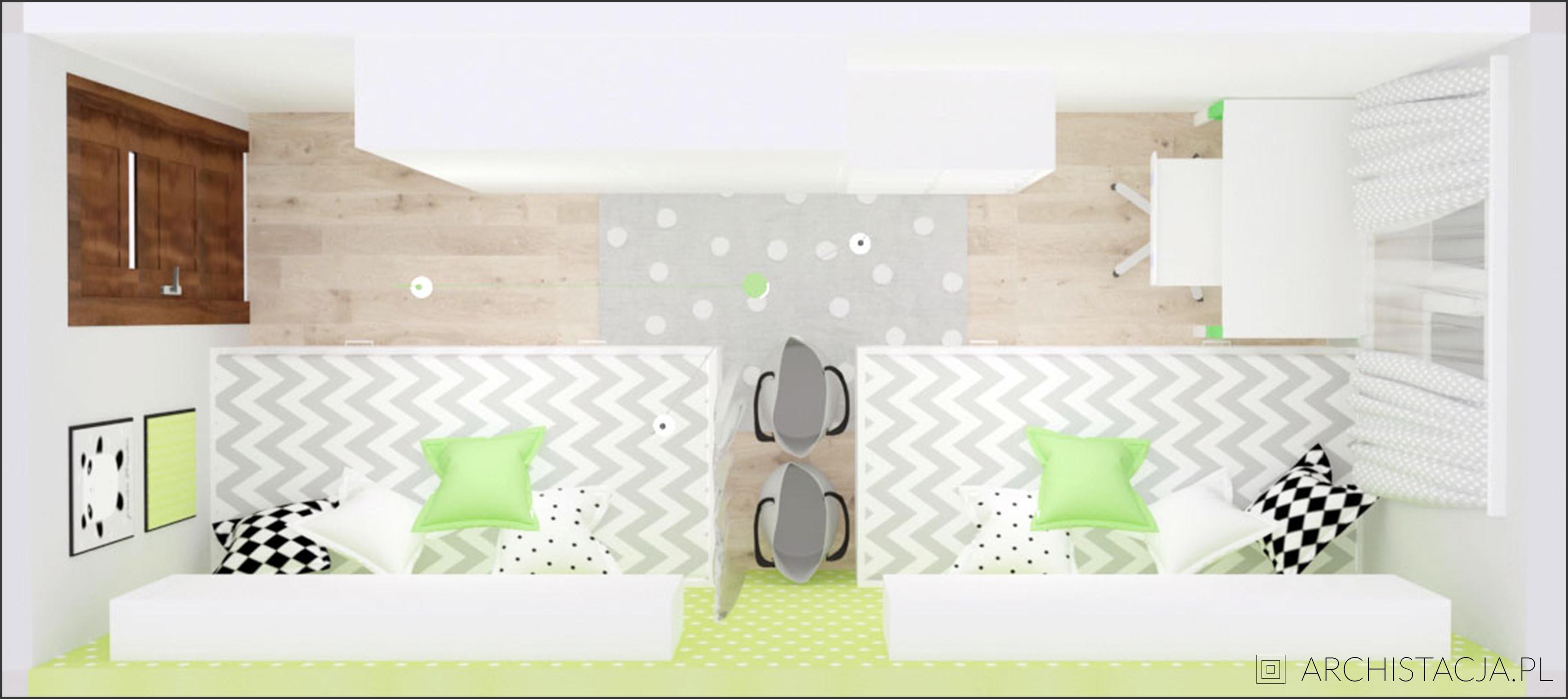 Mały Pokój Dziecięcy Jak Go Urządzić Archistacjapl