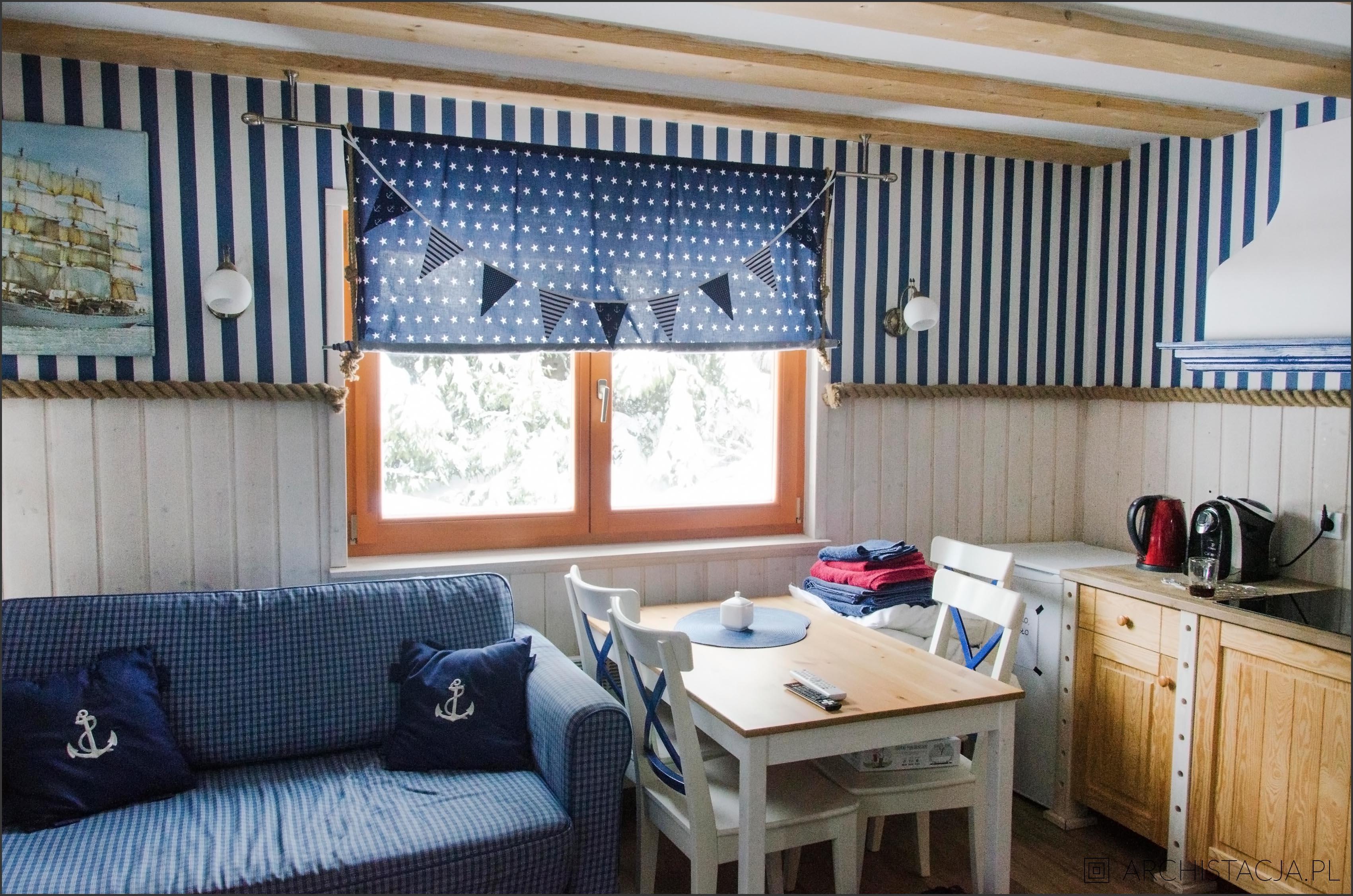 Domek W Stylu Marynarskim Archistacjapl