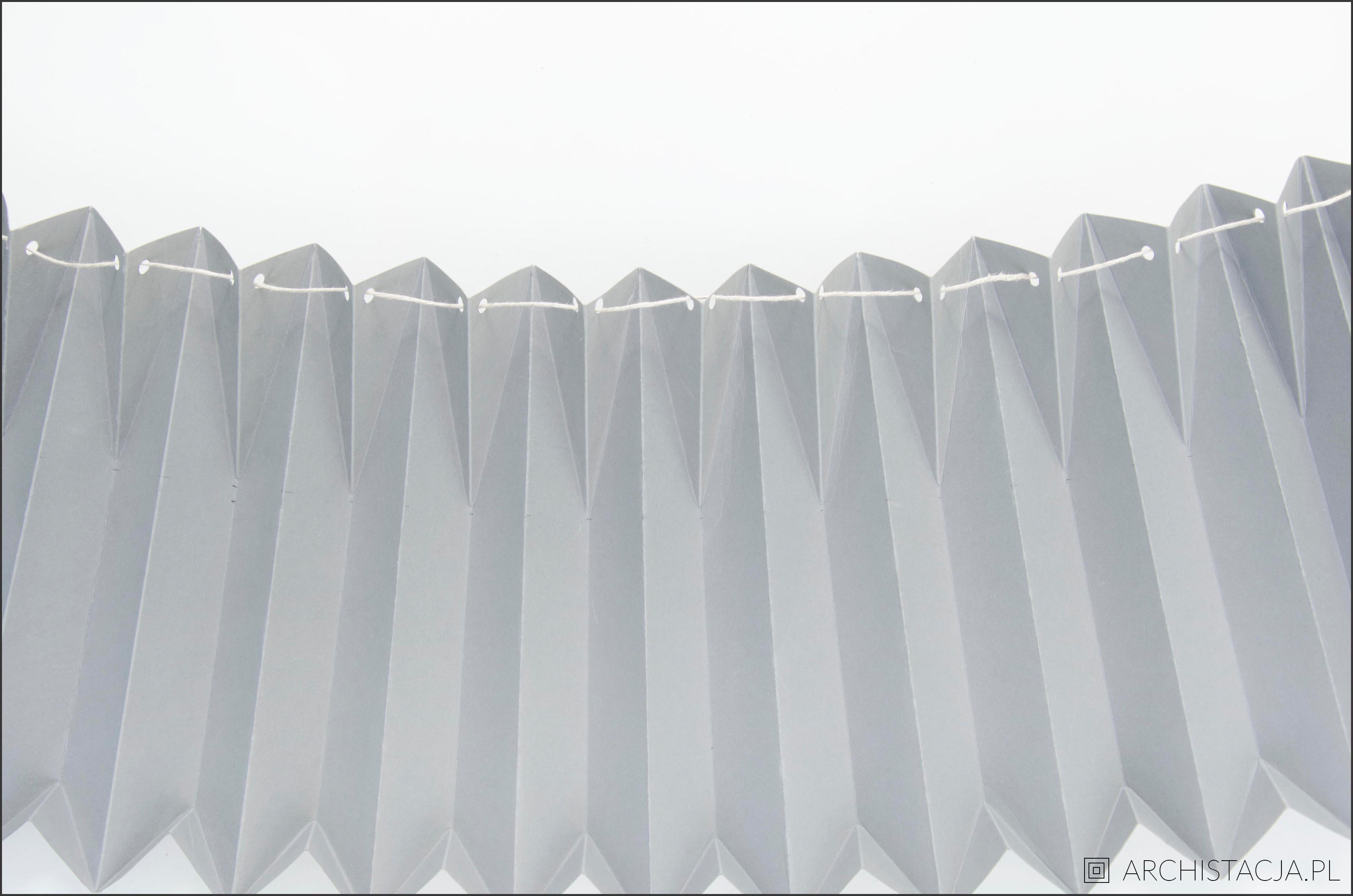 lampa origami
