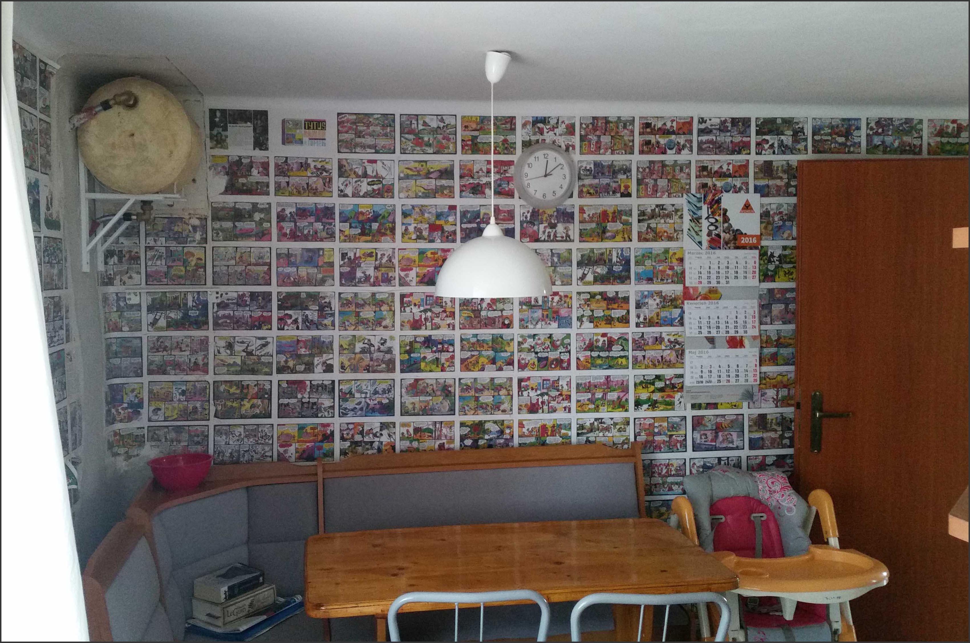 nieróżowy pokój dziewczynki