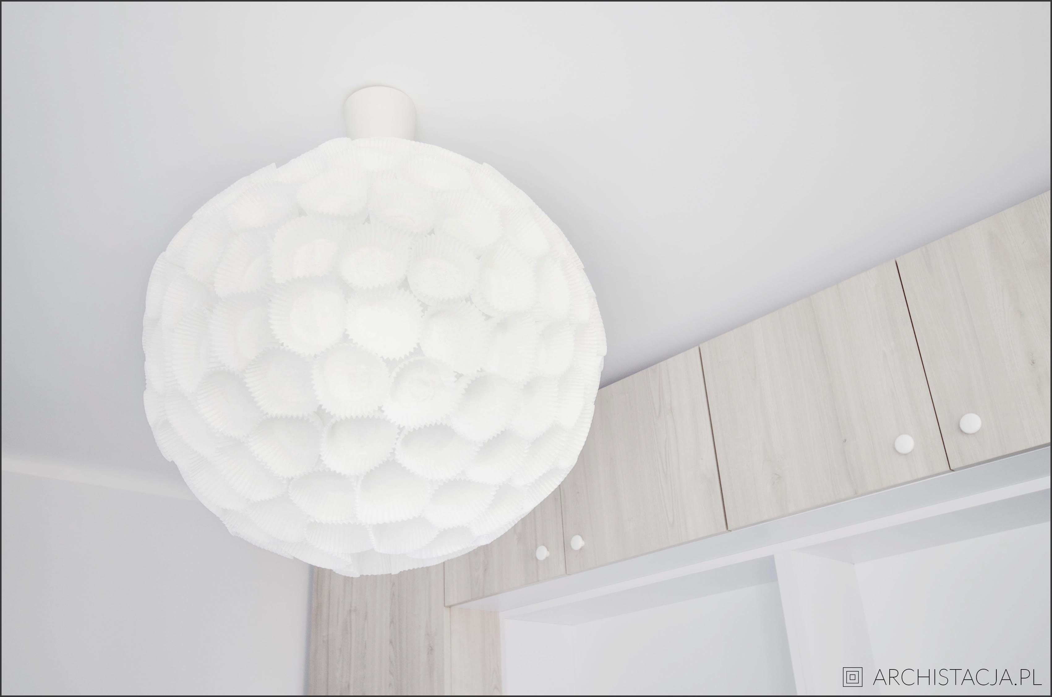 lampa z papilotek