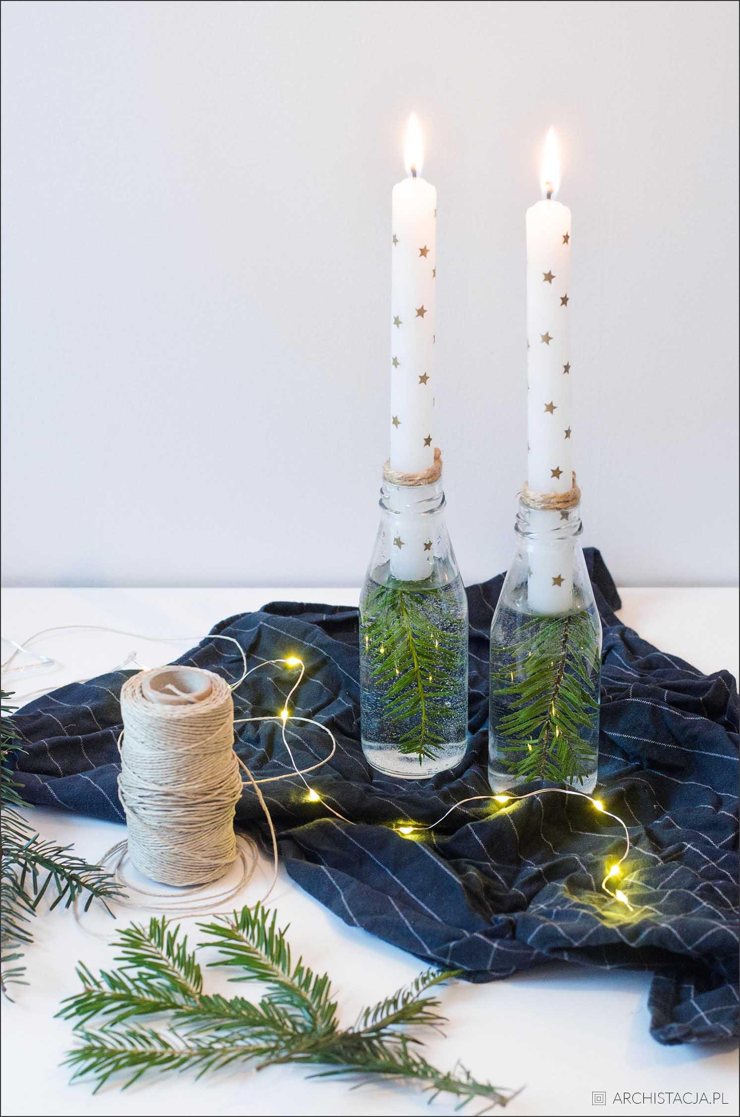 świąteczne dekoracje diy
