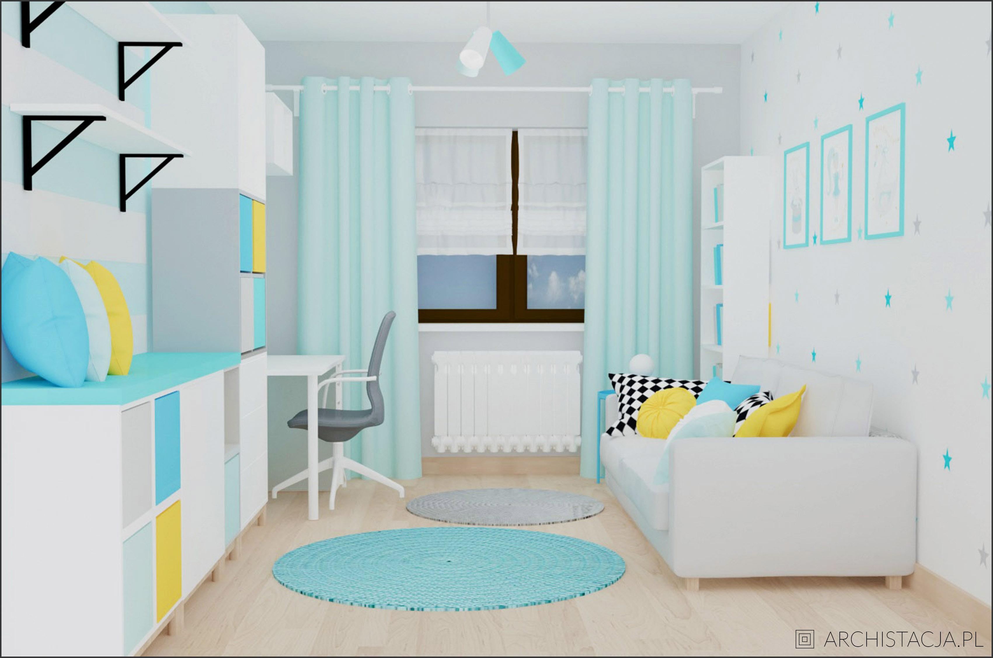 magiczny pokój