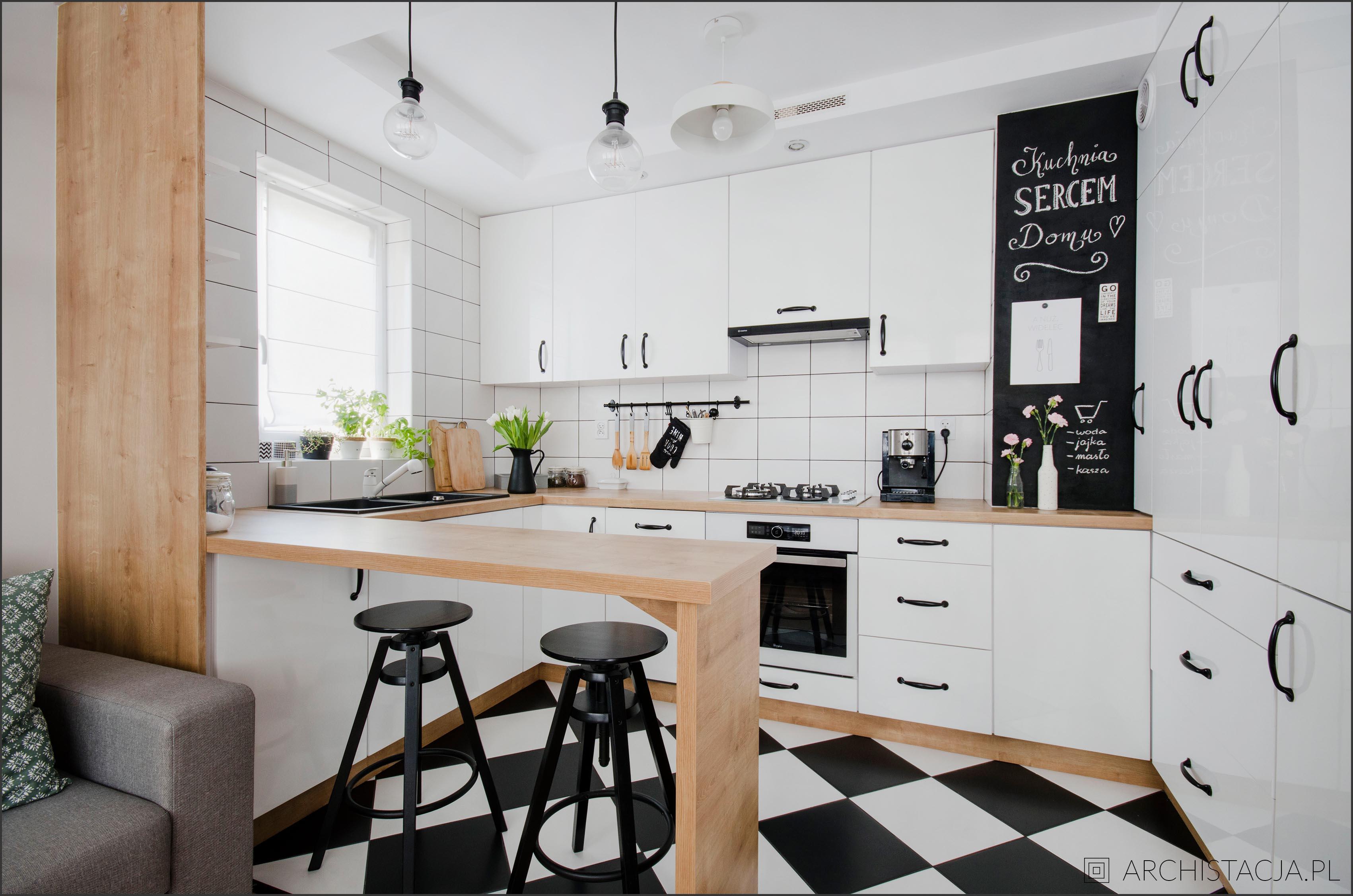 Czy biała kuchnia odchodzi do lamusa?