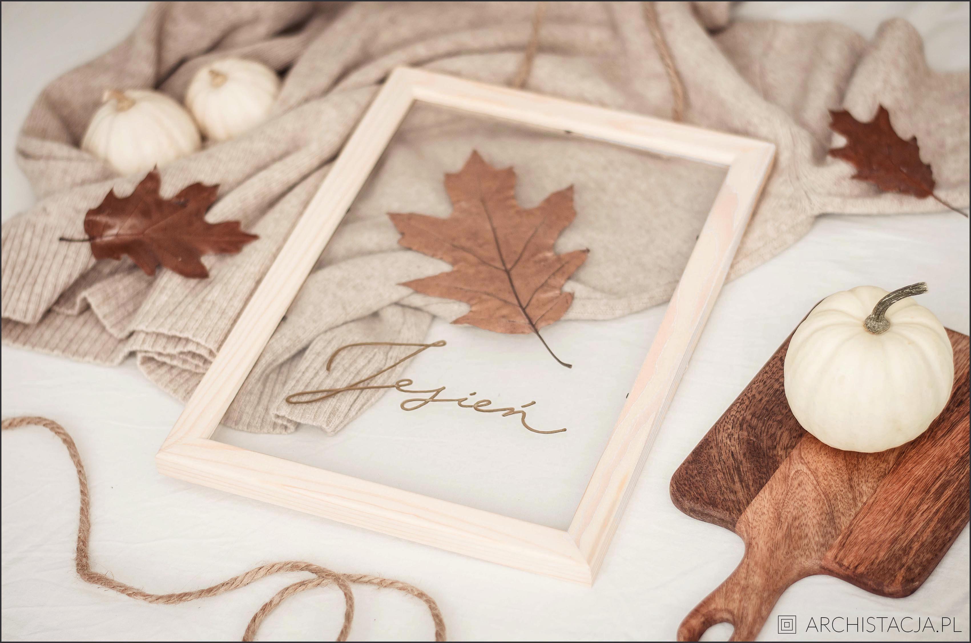 jesienny obraz