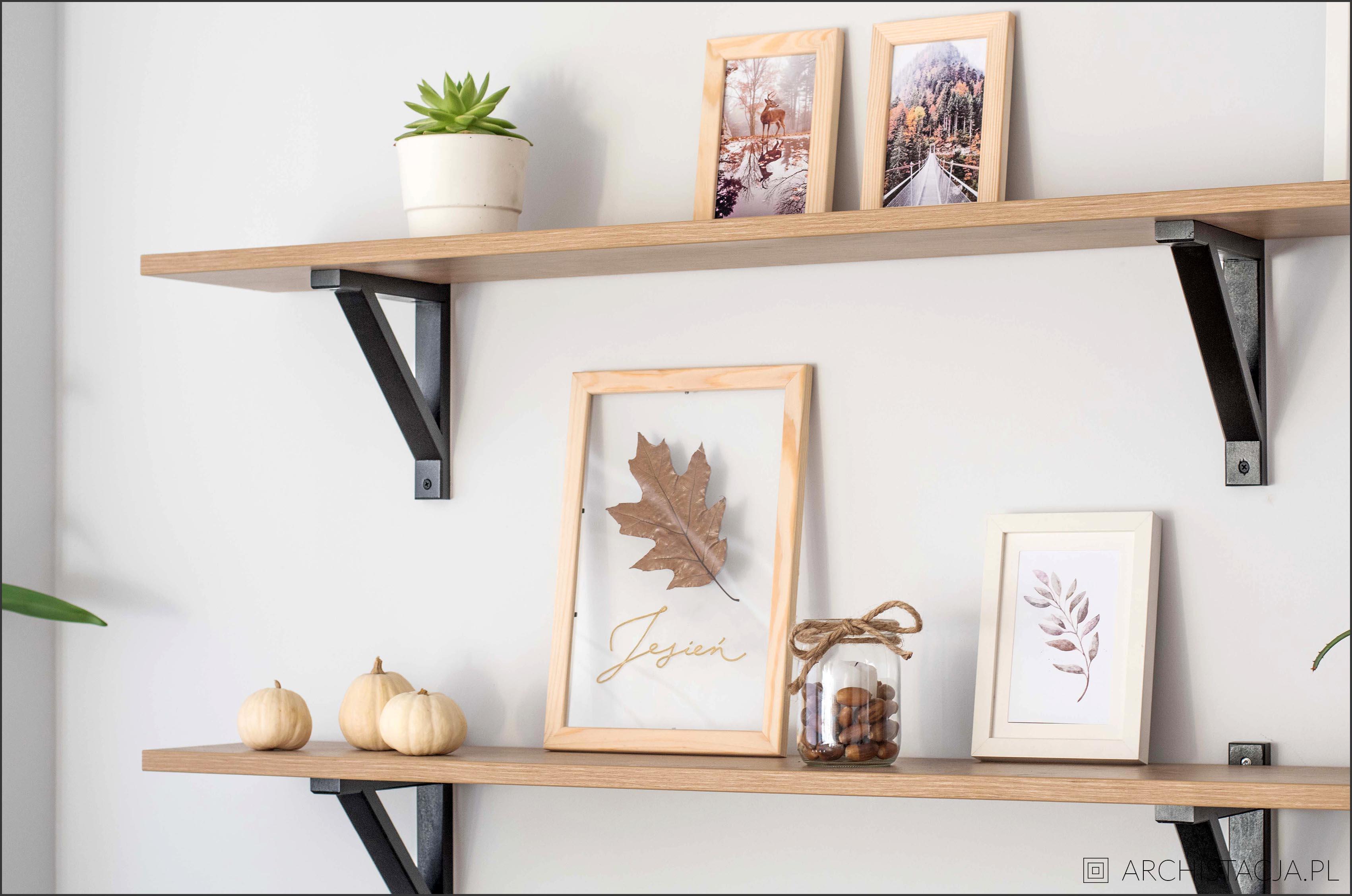 jesienny salon