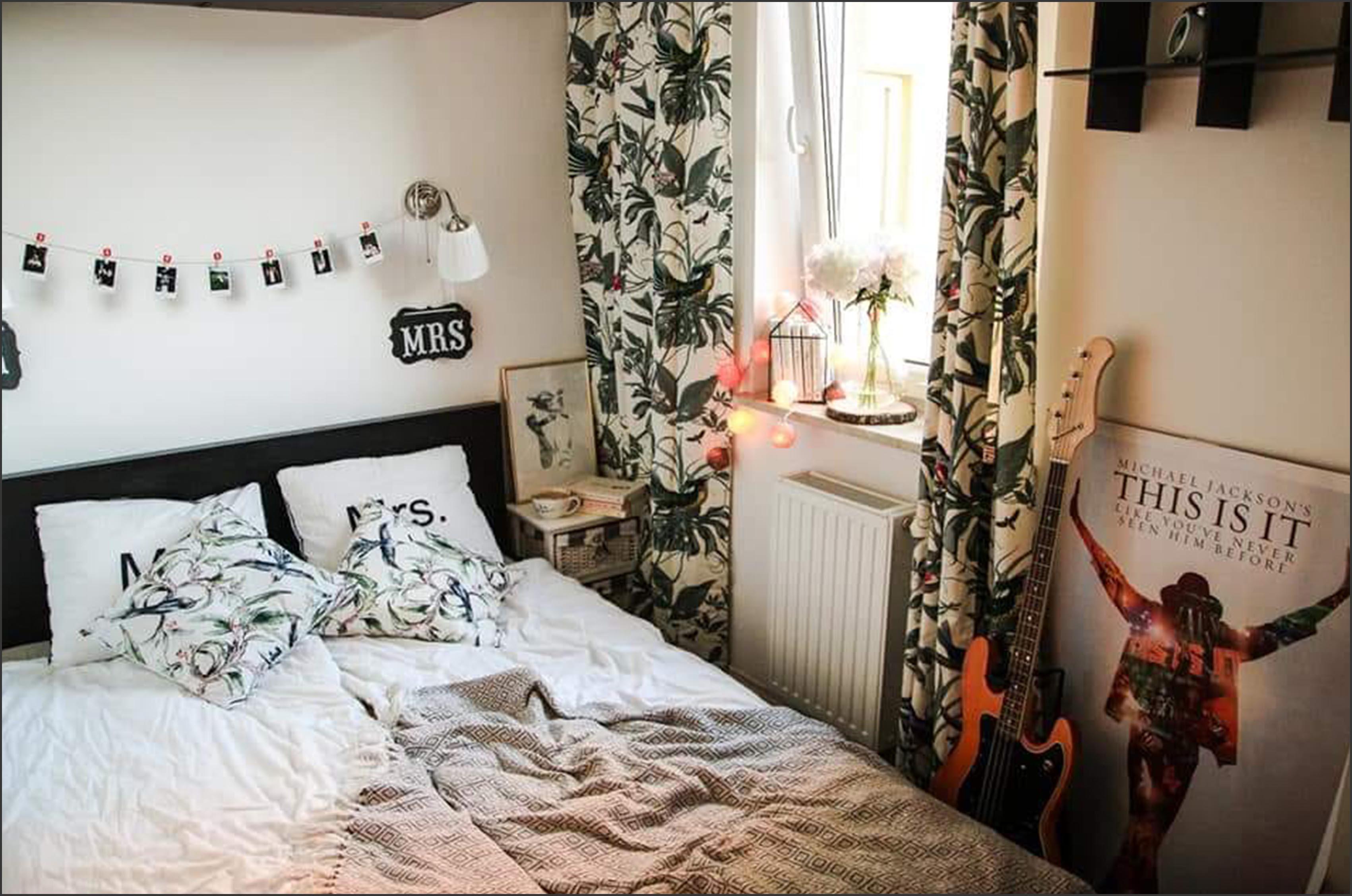 Mała Sypialnia W Bloku Jak Ją Urządzić Archistacjapl
