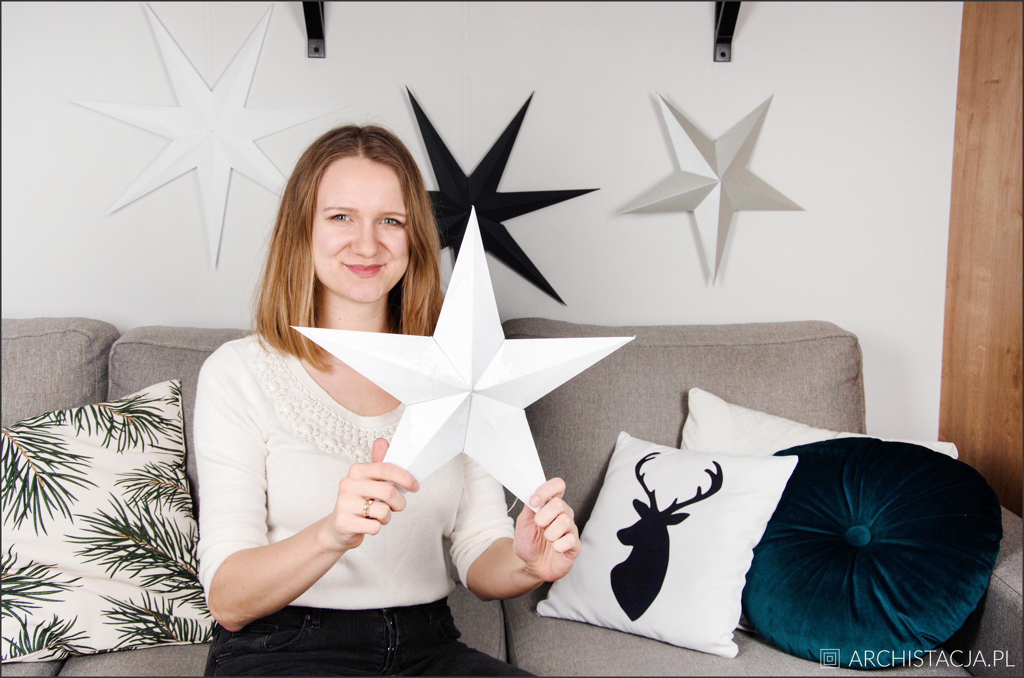 Gwiazda z papieru DIY [FILM]