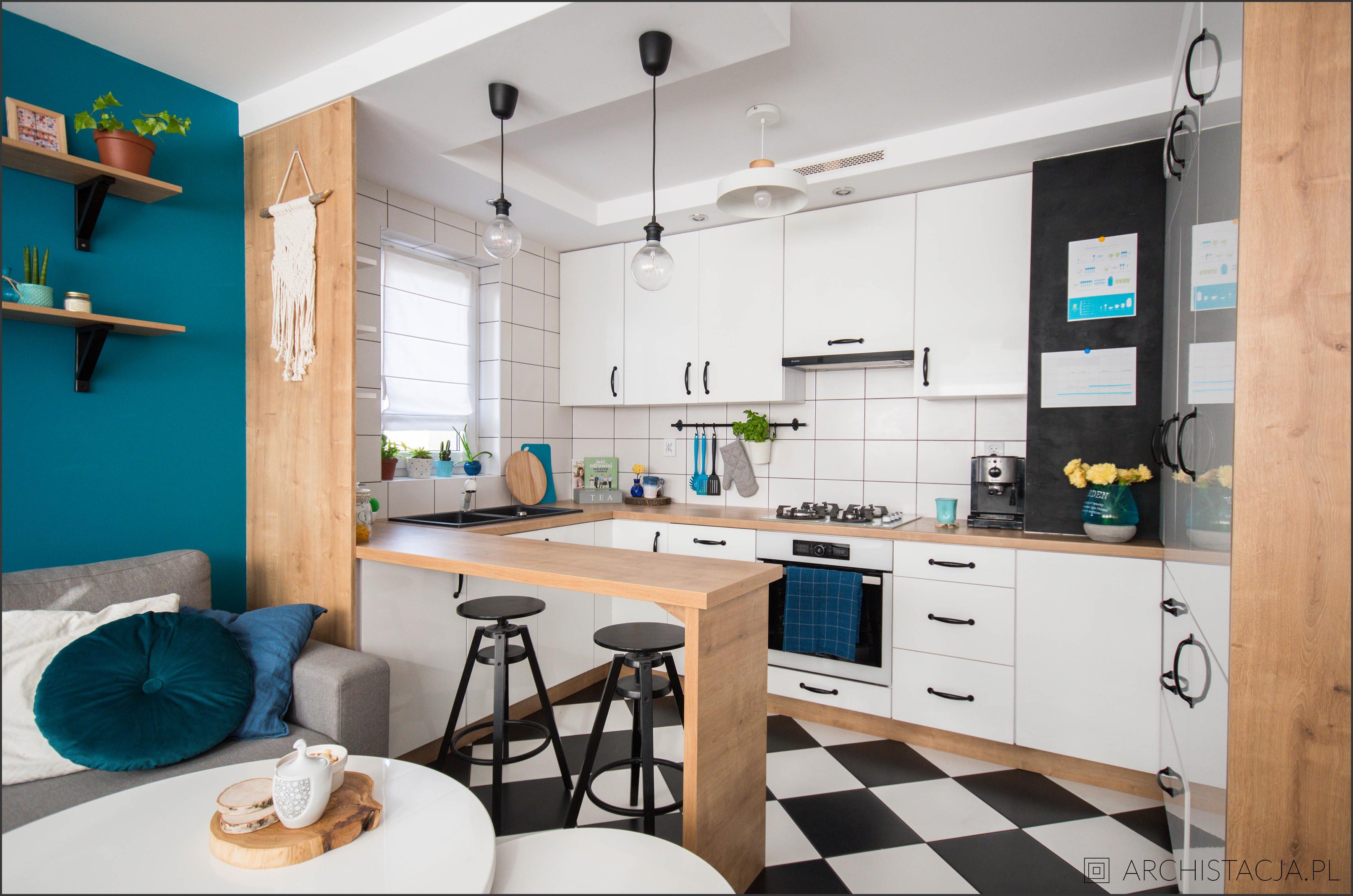 Kuchnia otwarta na salon - MOJA OPINIA