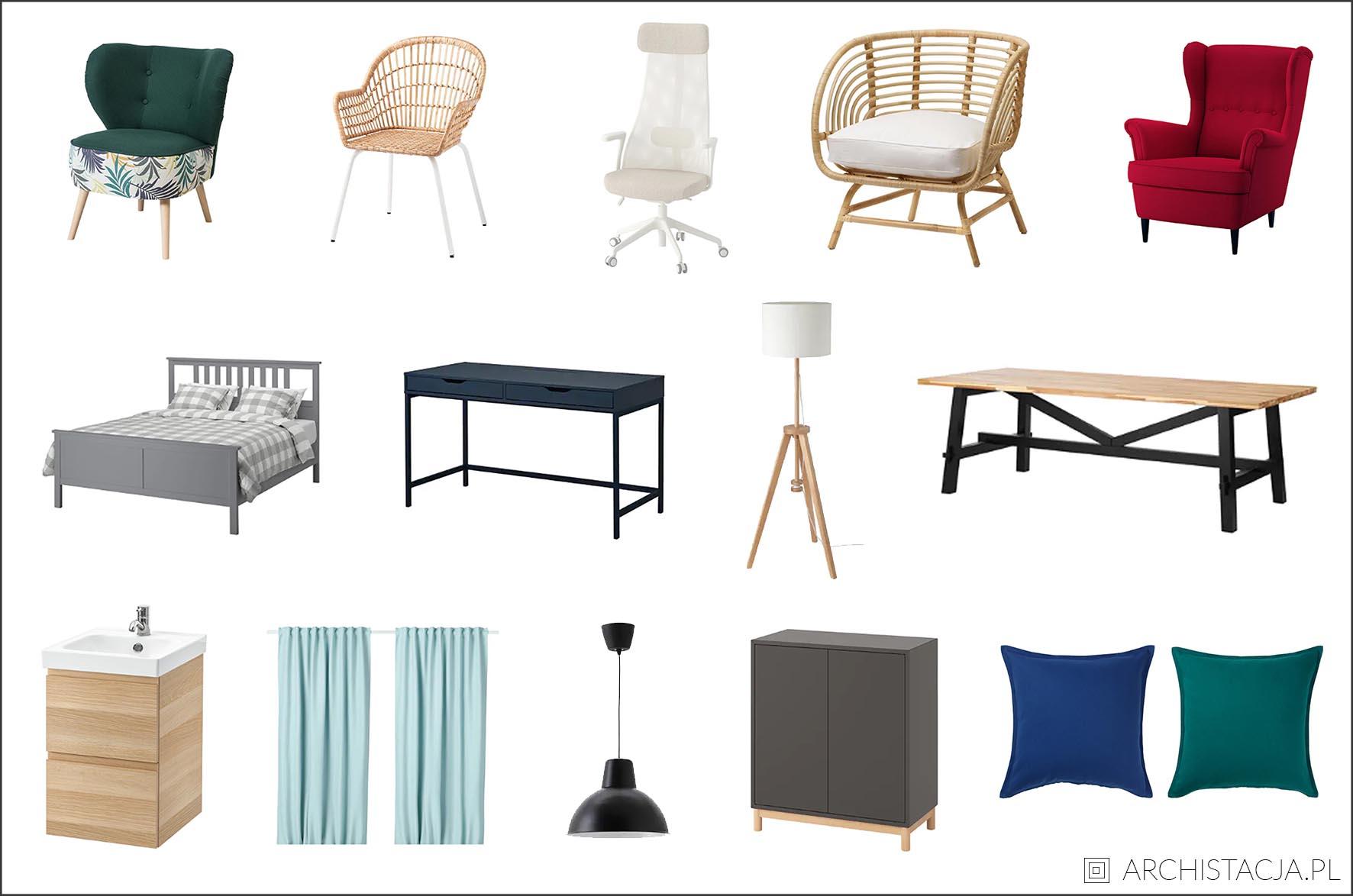 Nowości z IKEA - mój subiektywny przegląd