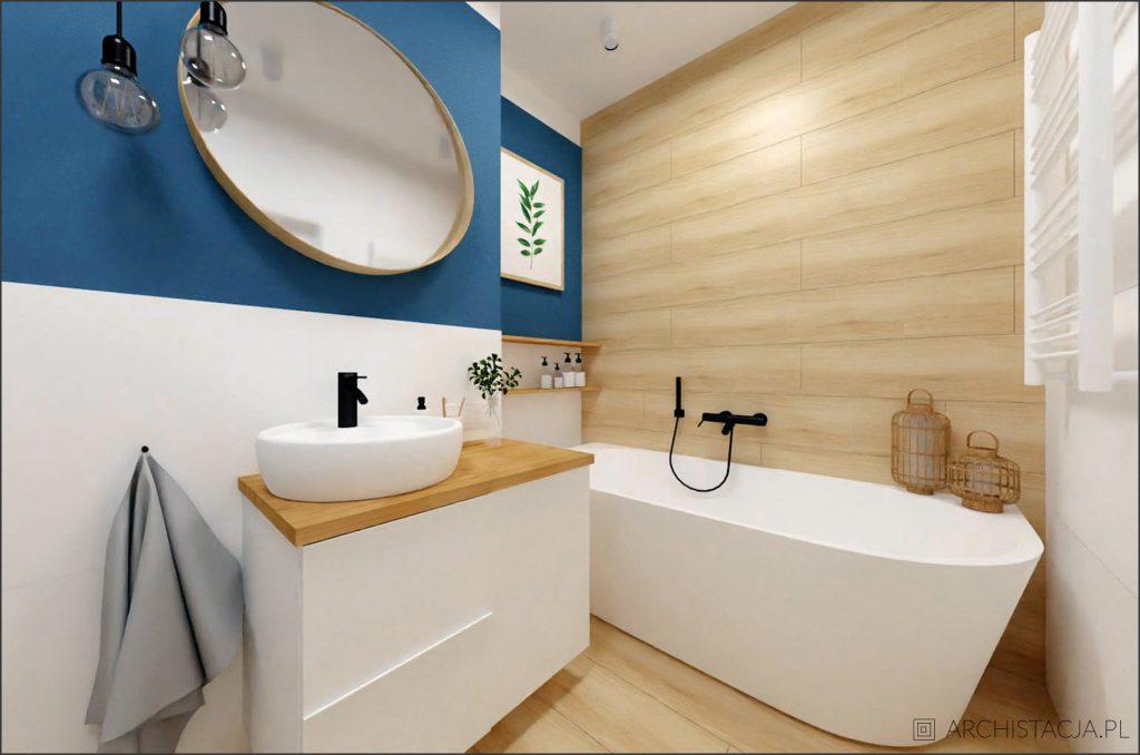 Mała łazienka Jak Ją Urządzić Archistacjapl