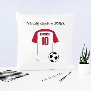 poduszka piłkarska