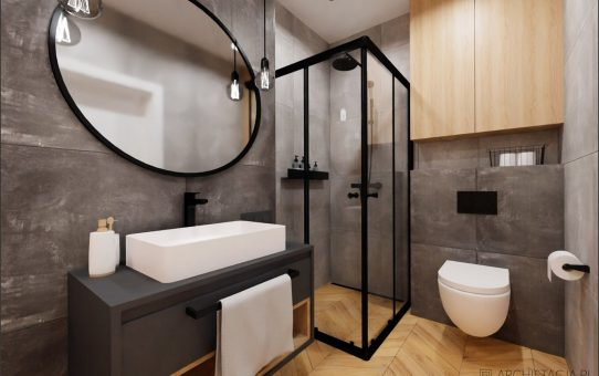 Płytki łazienkowe - praktyczne propozycje
