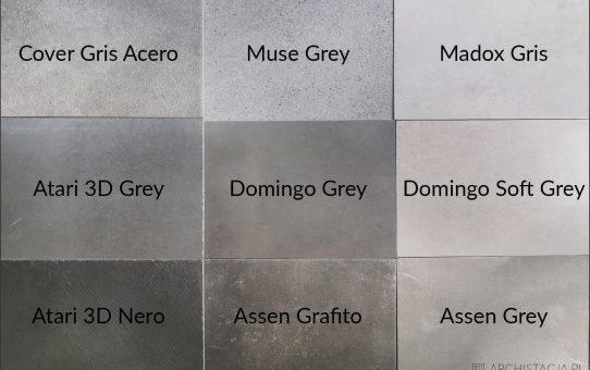 Płytki imitujące beton - 9 propozycji