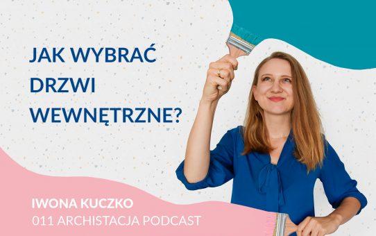 Podcast 011: Jak wybrać drzwi wewnętrzne?