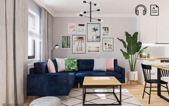 Podcast 030: Jak urządzić eklektyczne mieszkanie?